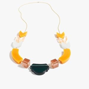 J Crew Blume Project Necklace
